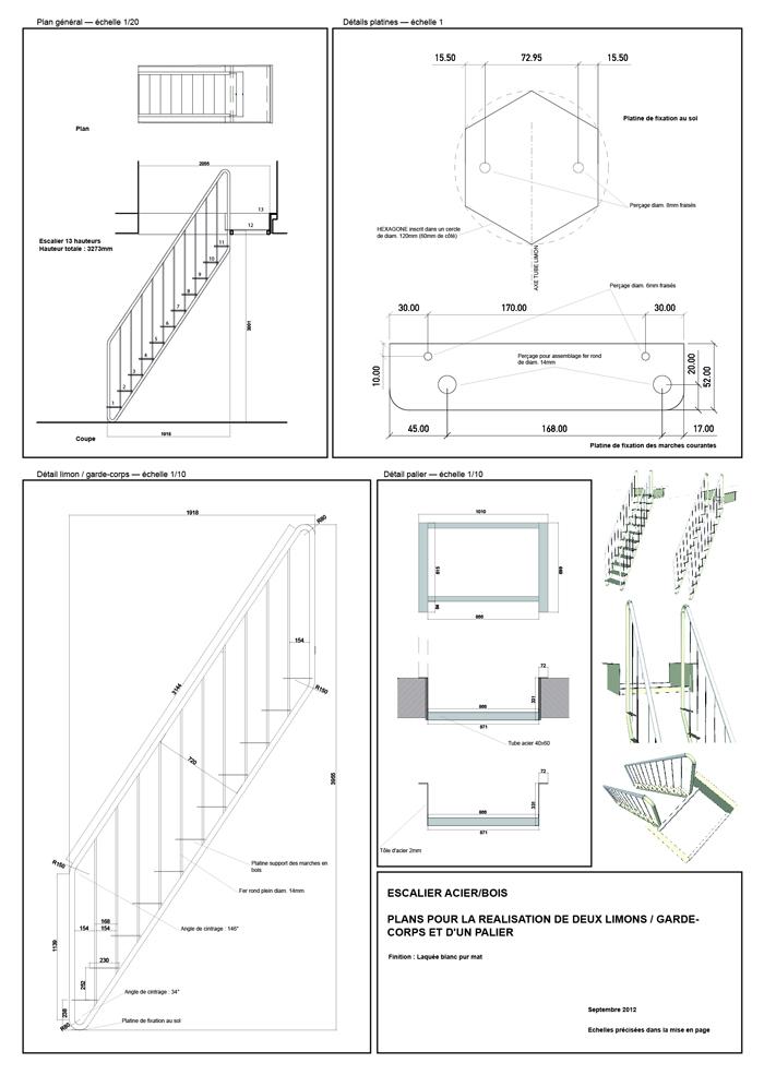 A1 escalier